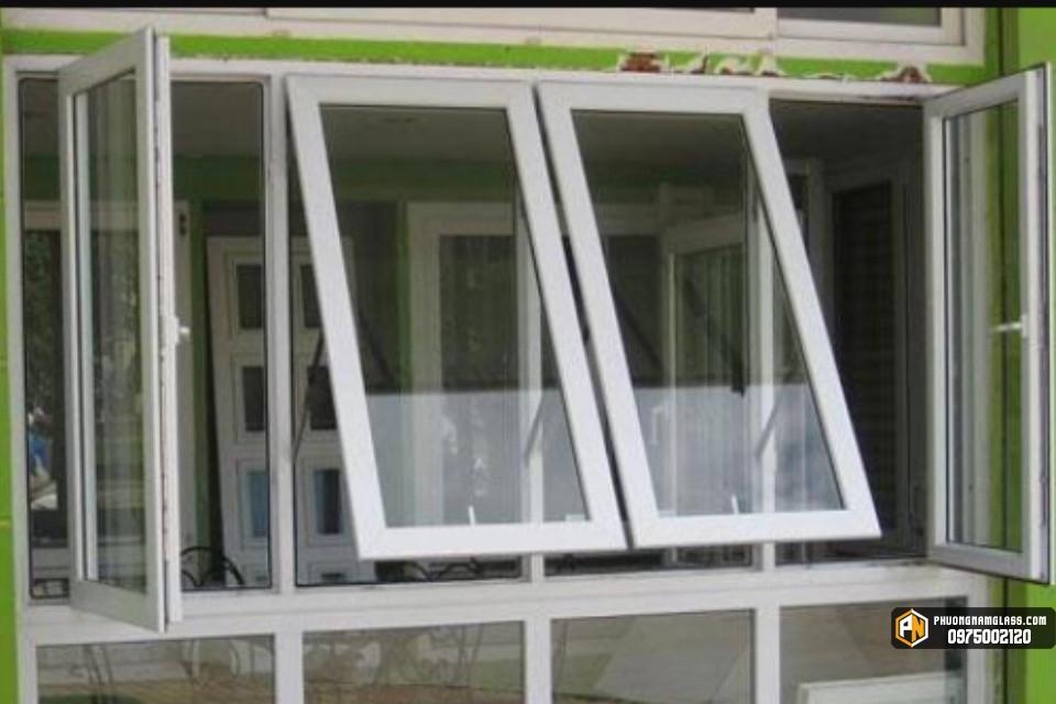 cửa sổ nhôm