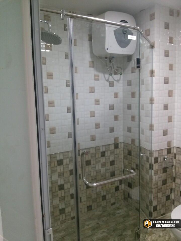 phòng tắm kính tphcm