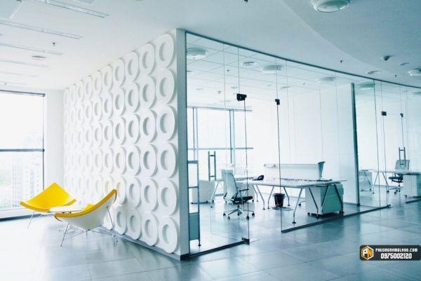 Vách ngăn kính cho văn phòng cự đẹp